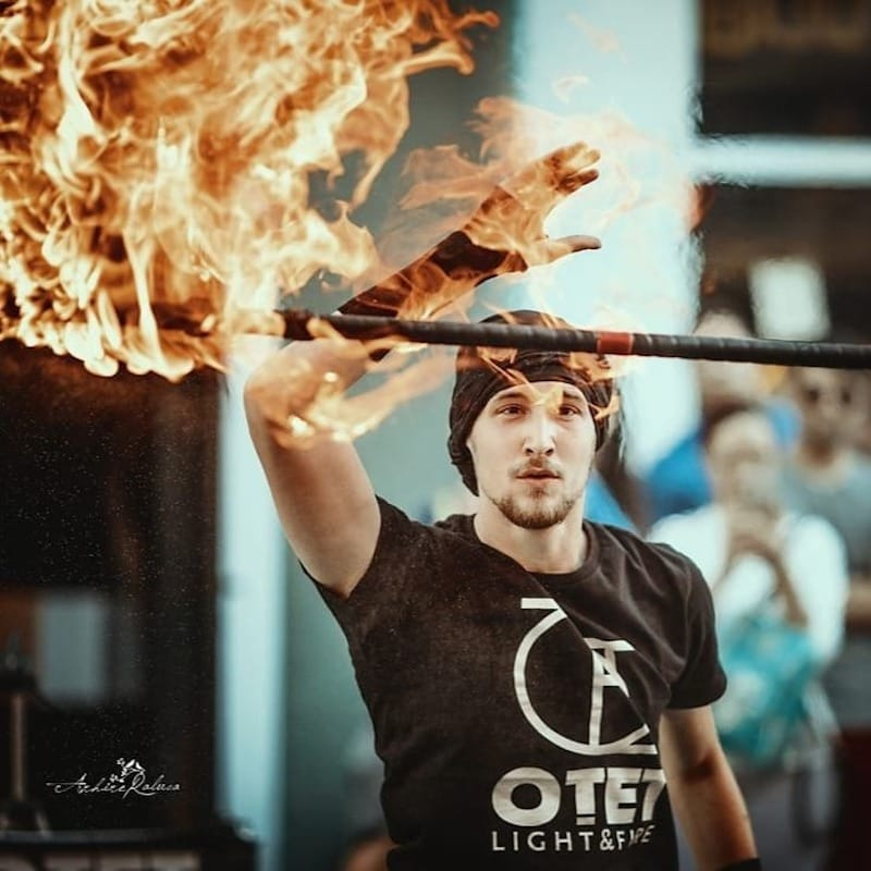 Oțet Light and Fire